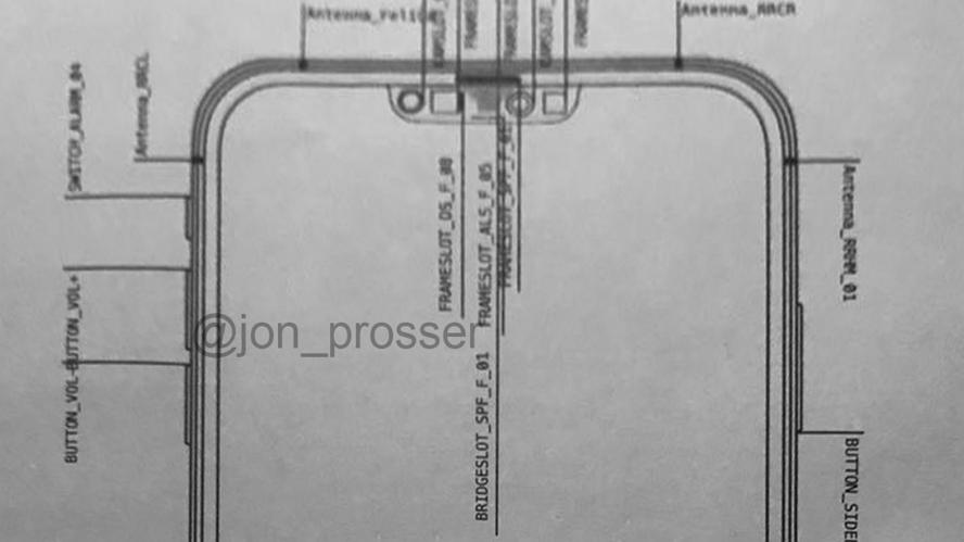 iPhone 12 的「小刘海」设计曝光