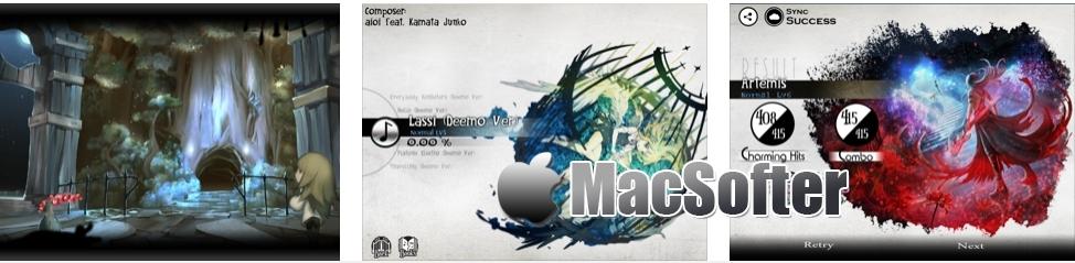 [iPhone/iPad限免] DEEMO : 音乐节奏游戏