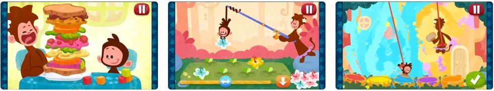 [iPhone/iPad限免] Tee and Mo Play Time :儿童教育游戏