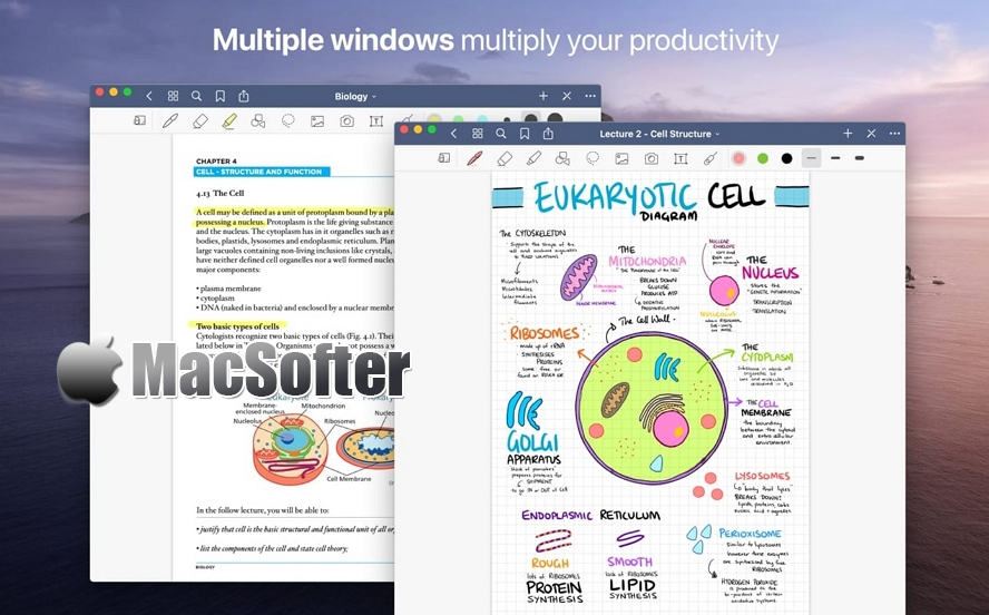 [Mac] GoodNotes :强大的笔记软件