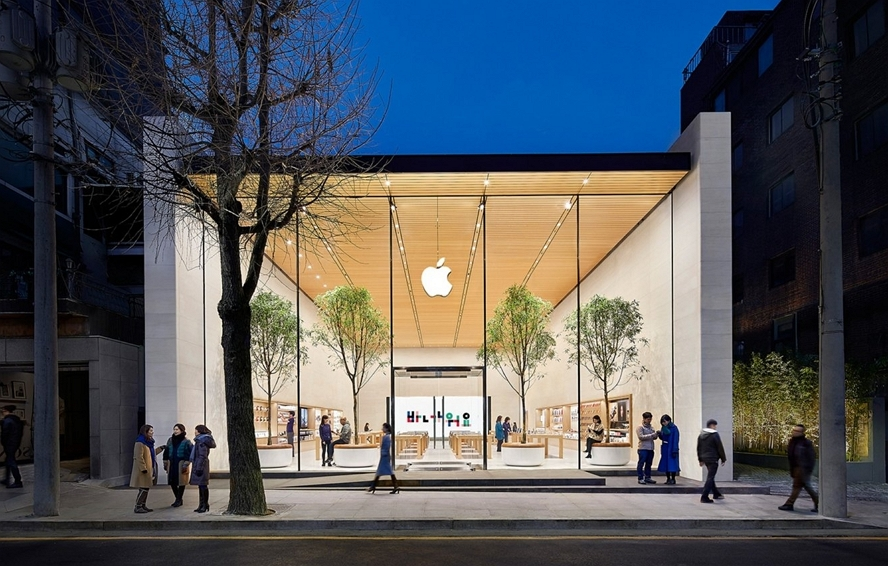 Apple预计全球多间Apple Store将于5月重开