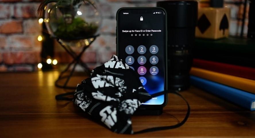iOS 13.5让戴口罩用户加快解锁速度