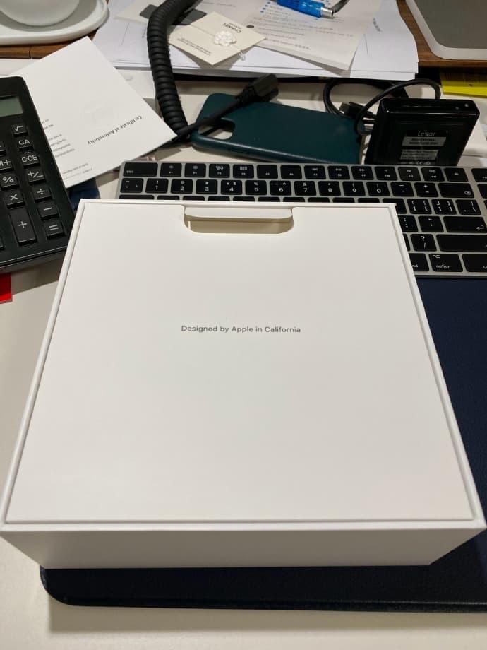 网友的Apple Mac Pro滚轮套件开箱来了