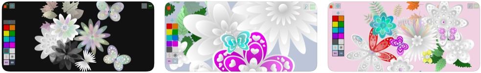 [iPhone/iPad限免] Relax & Color : 不错的着色软件