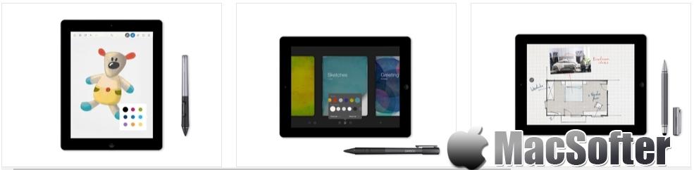 [iPad限免] Bamboo Paper :好用的素描绘画软件