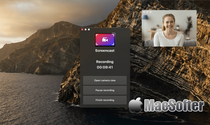 [Mac] Screencast : 功能强大的屏幕录像软件