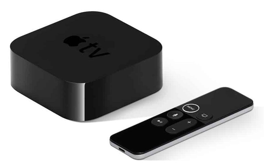 消息指苹果电视Apple TV 4K新版配A12X处理器且随时准备出货