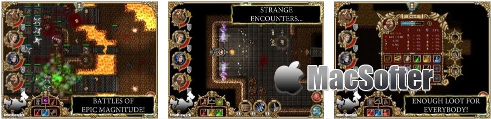[iPad限免] Companions :冒险战略游戏
