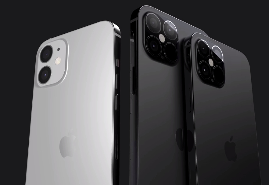 iPhone 12 Pro或配ProMotion 120Hz屏幕且Face ID角度不同也可解锁