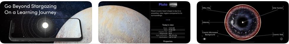 [iPhone/iPad限免] Stellar Tour :AR观星软件