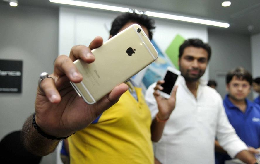 苹果或将20%的iPhone产能从中国转移到印度