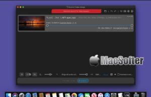 [Mac] liquivid Video Merge : 好用的视频合并工具