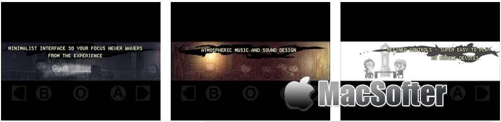 [iPhone/iPad限免] DISTRAINT: Pocket Pixel Horror - 恐怖冒险游戏