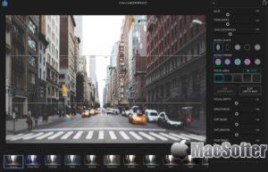 [Mac] Anamorphic Pro : 照片滤镜特效处理工具