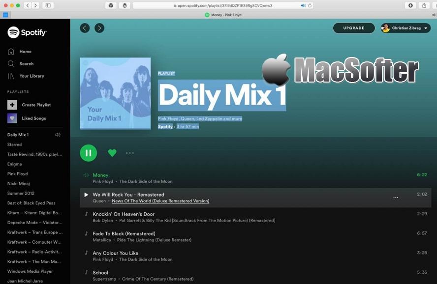 Spotify重新支持Safari:免App也能听Spotify音乐
