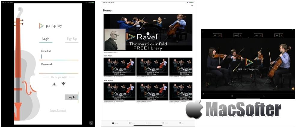 [iPhone/iPad限免] PartPlay :音乐团练演奏工具