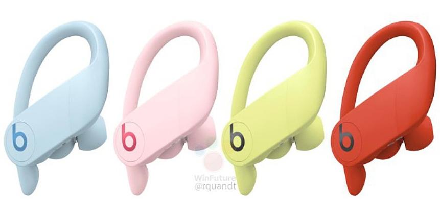 Powerbeats Pro 春夏新色抢先看!高性能运动耳机