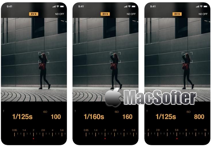 [iPhone/iPad限免] 测光表 : 摄影爱好者的测光工具