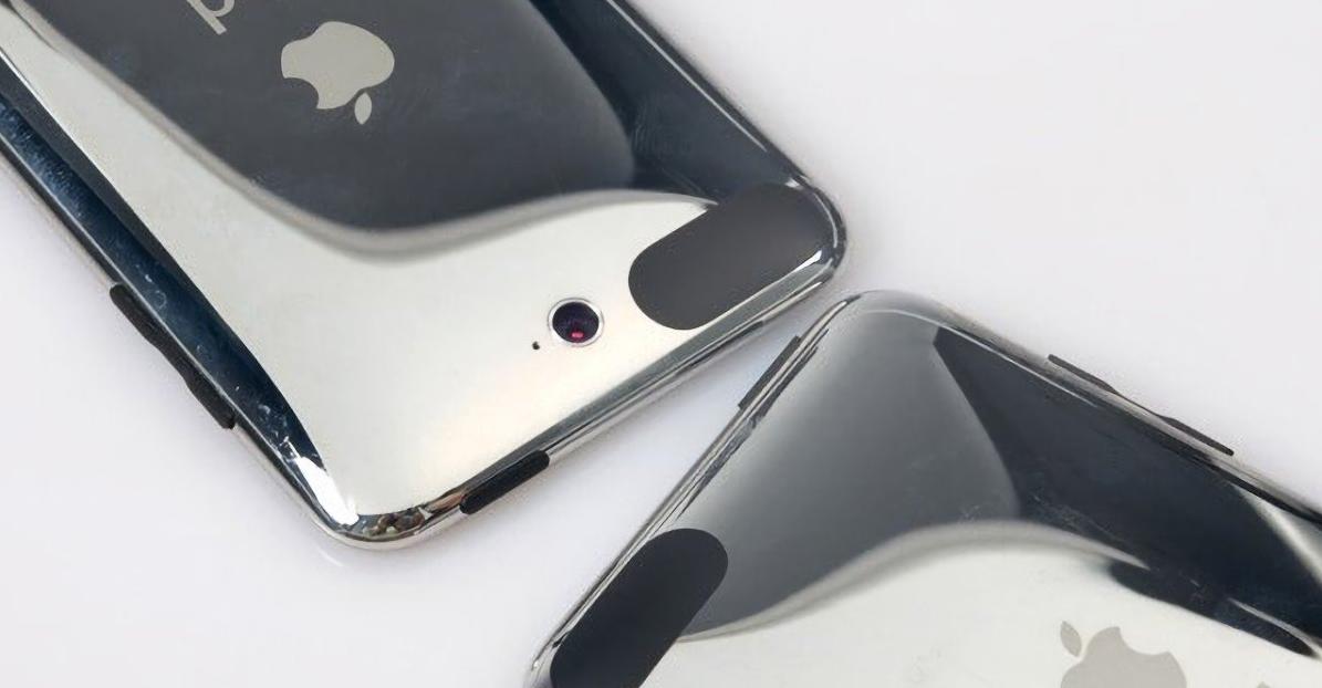 苹果也曾试过相机居中设计:iPod Touch原型机网上曝光