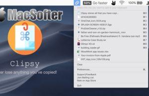 [Mac] Clipsy :实用的剪贴板管理器
