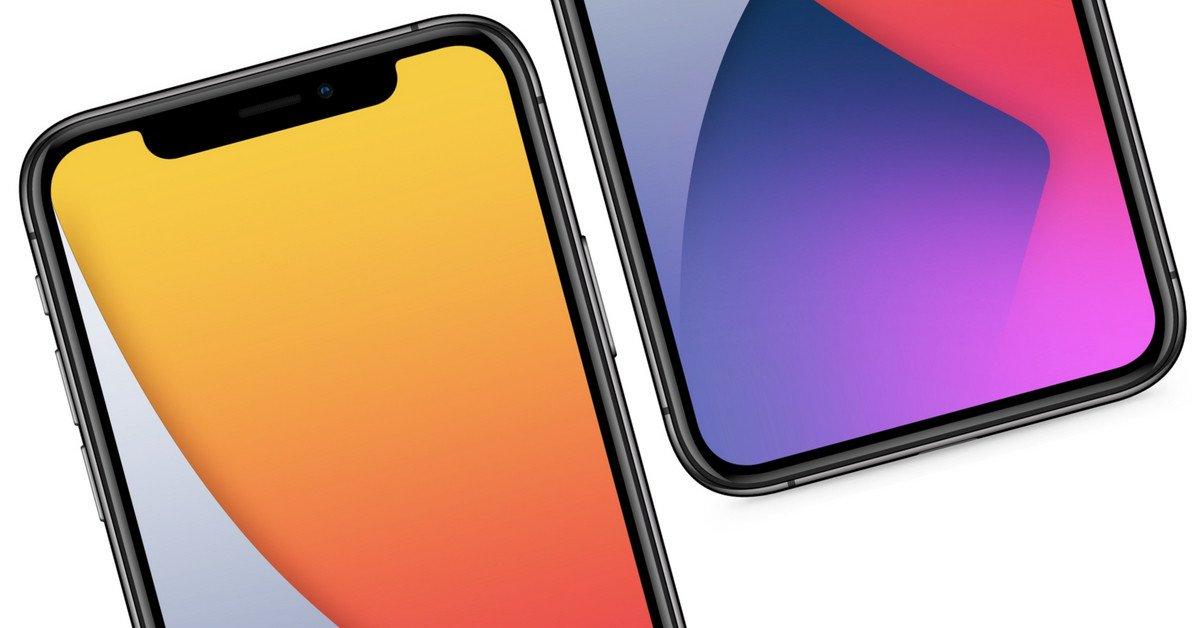 全新iOS 14、macOS Big Sur桌面壁纸抢先下载