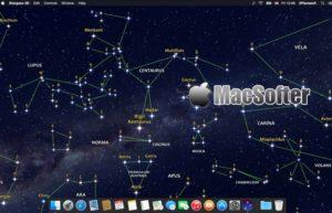 [Mac] Stargaze 3D :立体星空动态壁纸软件