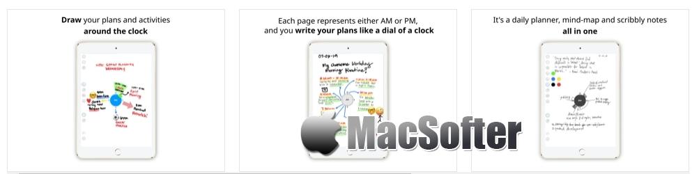 [iPad限免] ChronoBook :手绘风格的行程规划软件