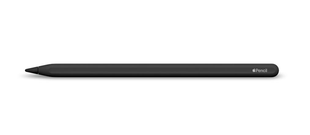 爆料人士:下一代Apple Pencil将有黑色款