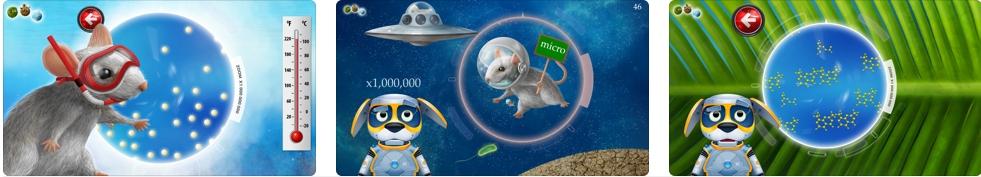 [iPhone/iPad限免] 你好纳米 :通过游戏方式认识和了解科学