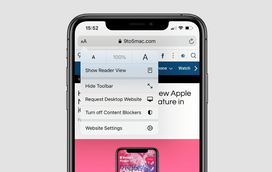 iOS 14 的Safari内置翻释功能!网页全面支持Apple Pencil