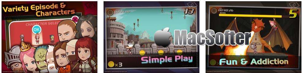 [Mac] GOL:Legend - 童话风格的幻想冒险游戏