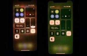 部份iPhone 11/11 Pro屏幕离奇变「绿」