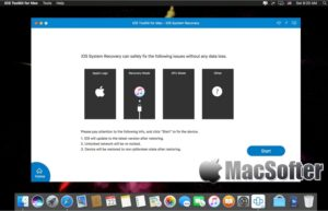 [Mac] AnyMP4 iOS Toolkit : iPhone、iPad等iOS设备数据恢复软件