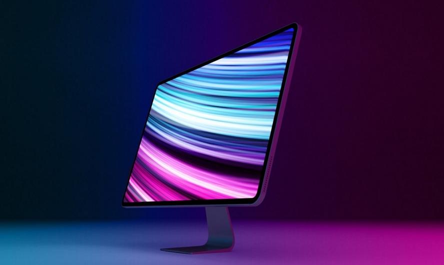 传苹果推出WWDC发布新iMac 2020:采用超窄边框设计