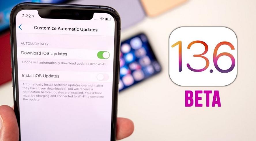 iOS 13.6新功能:加入个人化升级选项