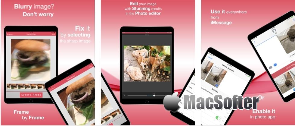 [iPhone/iPad限免] Fixy Photo Editor Frame Picker :照片编辑软件
