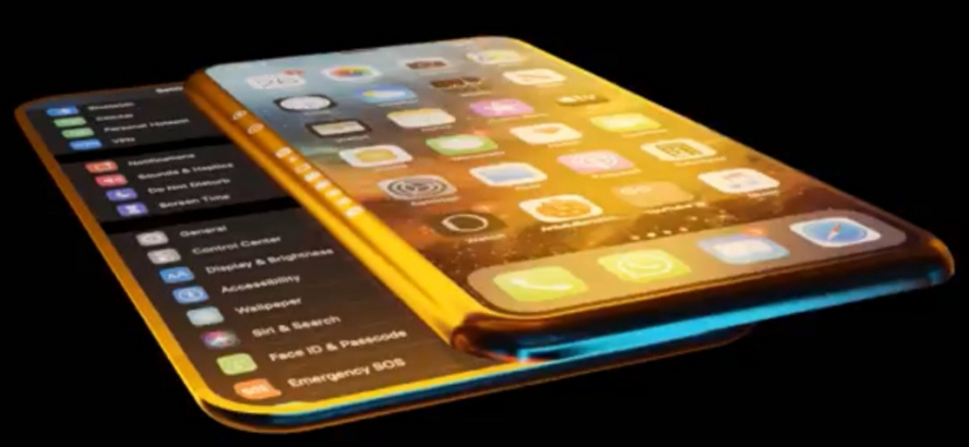 iPhone 13变成滑盖机长什么样?iPhone 13滑盖版概念视频分享