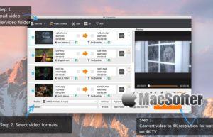 [Mac] 4K Converter - Aisee :4K视频格式转换工具