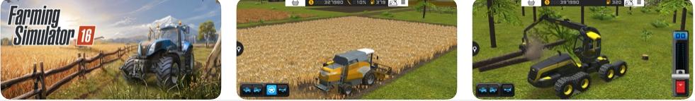 [iPhone/iPad限免] Farming Simulator 16 :模拟农场游戏