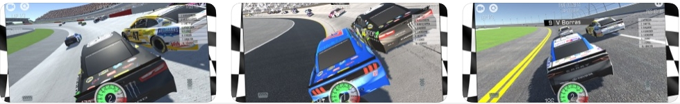 [iPhone/iPad限免] Outlaws :美式赛车游戏