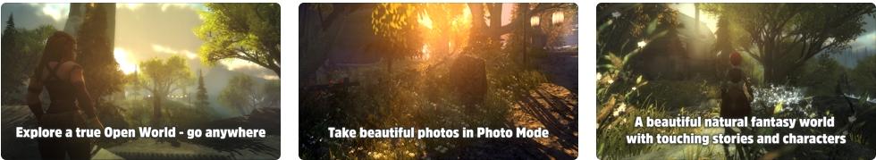 [iPhone/iPad限免] Nimian Legends: BrightRidge HD - 开放的游戏探索冒险游戏