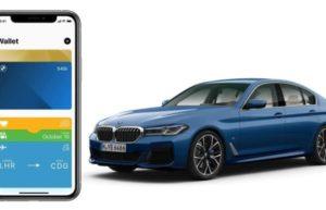 iOS 14的数码车钥匙功能(Carkey):iPhone 或 Apple Watch当汽车钥匙使用