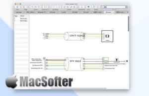 [Mac] Visio Viewer : 打开和查看Visio文件的Visio阅读器