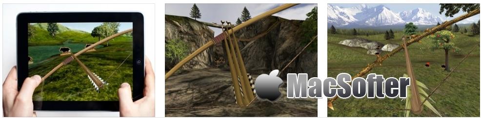 [iPad限免] Bowmaster HD :身临其境的射箭游戏