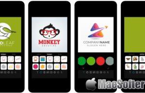 [iPhone/iPad限免] Logo Creator : Logo图标设计制作工具