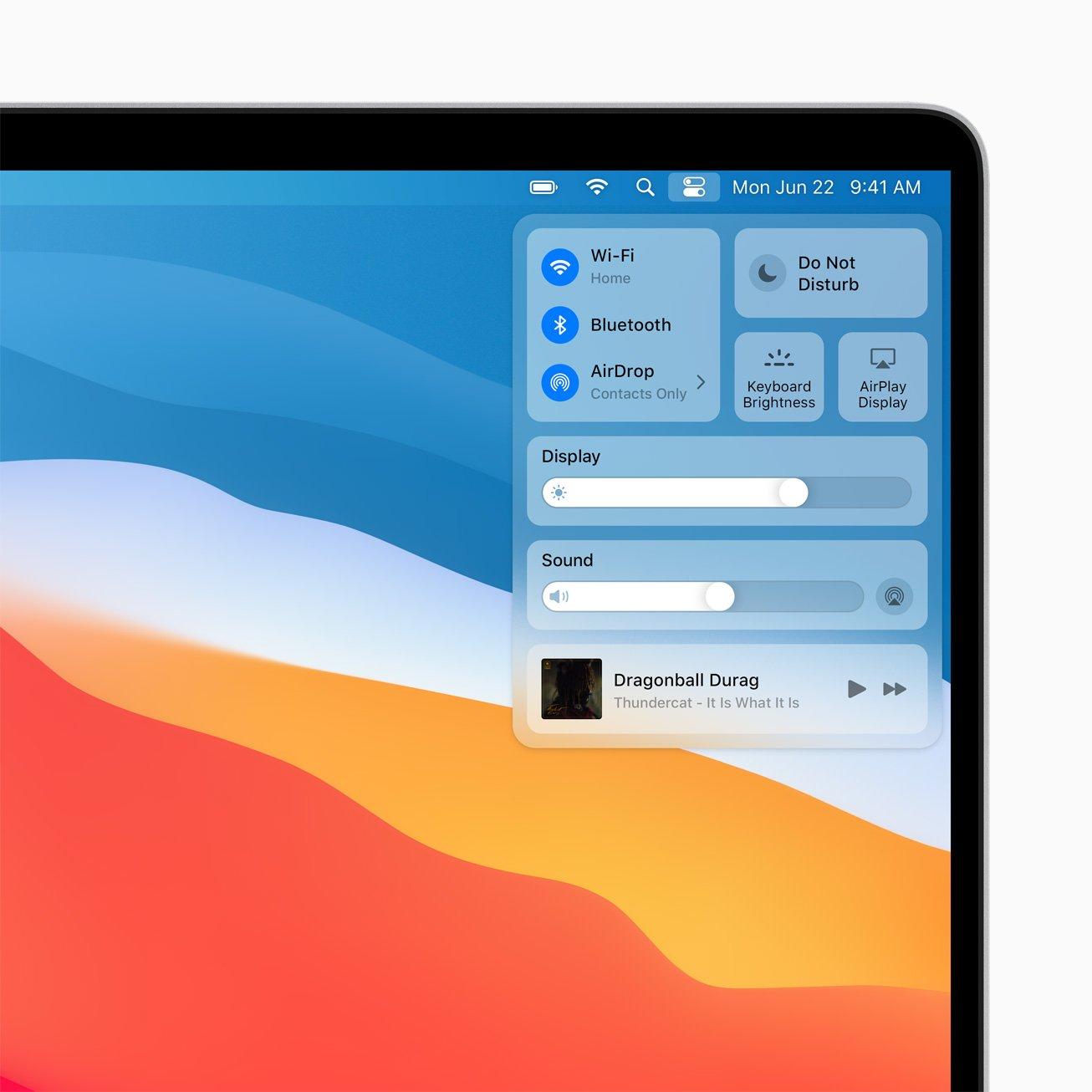 新一代macOS Big Sur正式发布