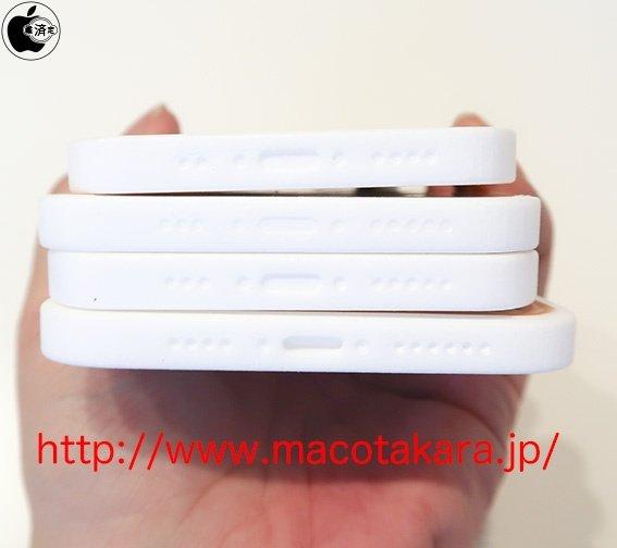 日媒展示iPhone 12系列3D模型机:竟与传闻设计相去甚远