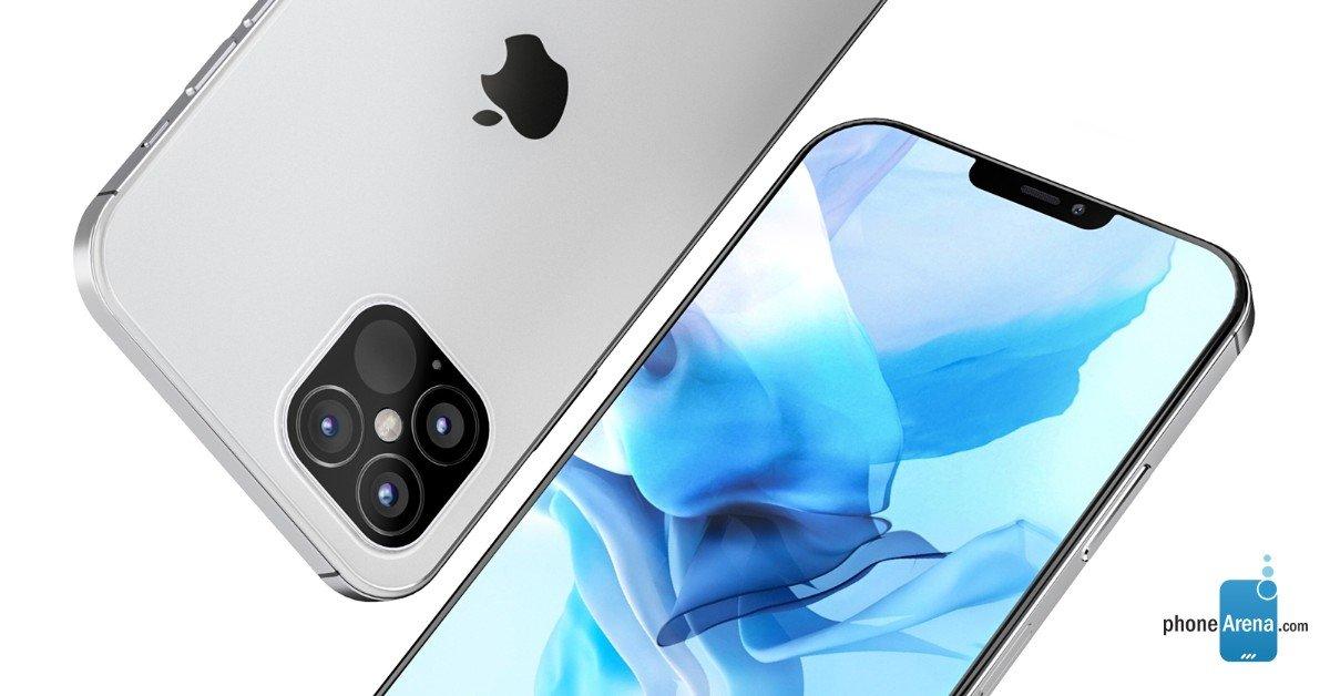 疑似iPhone 12 草图曝光 : 刘海与相机系统不变?