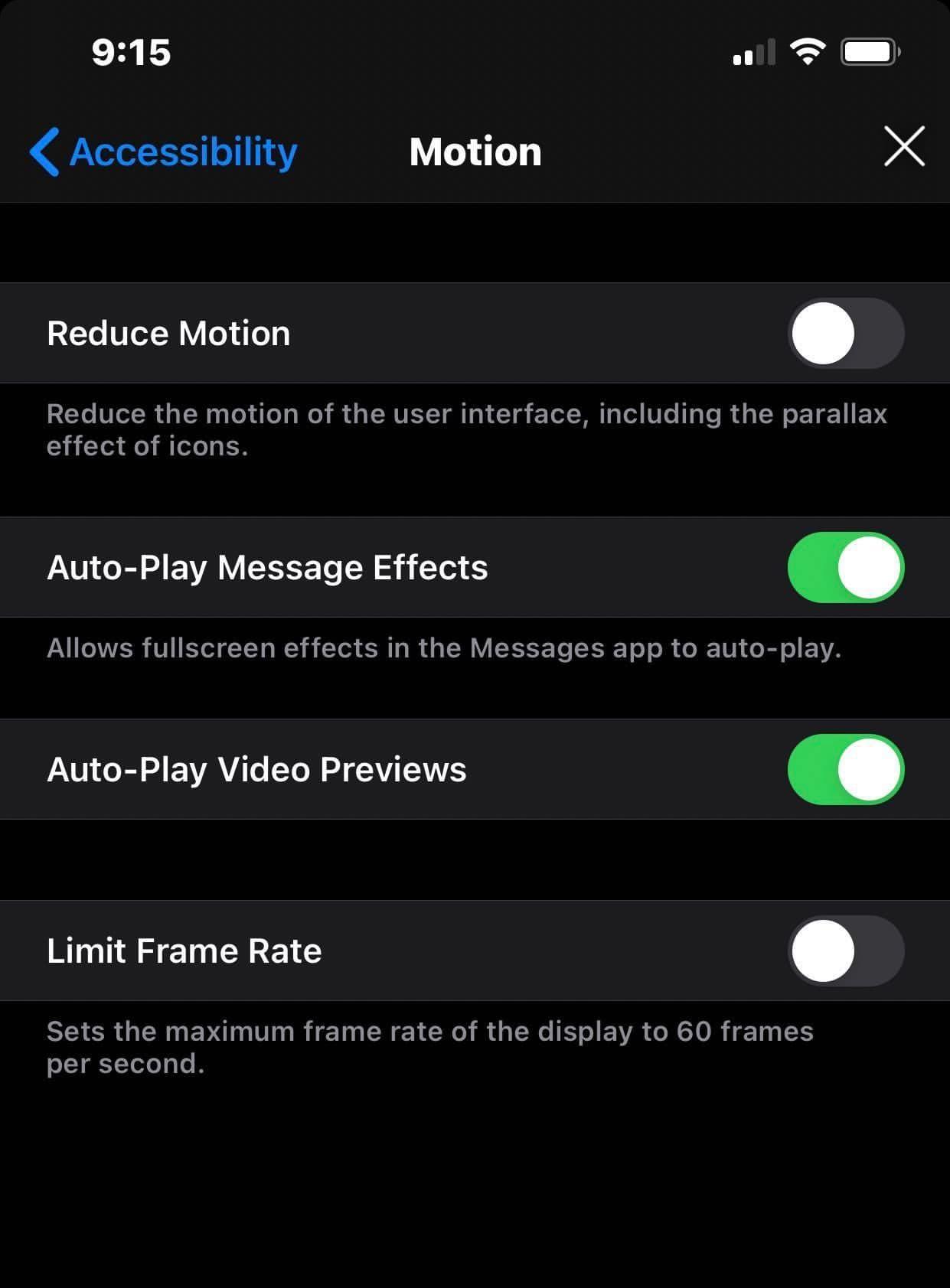 iOS 14 曝光选项和爆料证实iPhone 12 Pro屏幕会支持120Hz刷新率