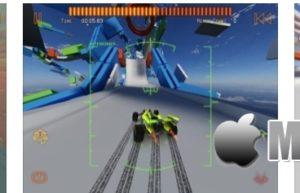 [iPhone/iPad限免] Jet Car Stunts 2 :惊险刺激的喷射飞车游戏